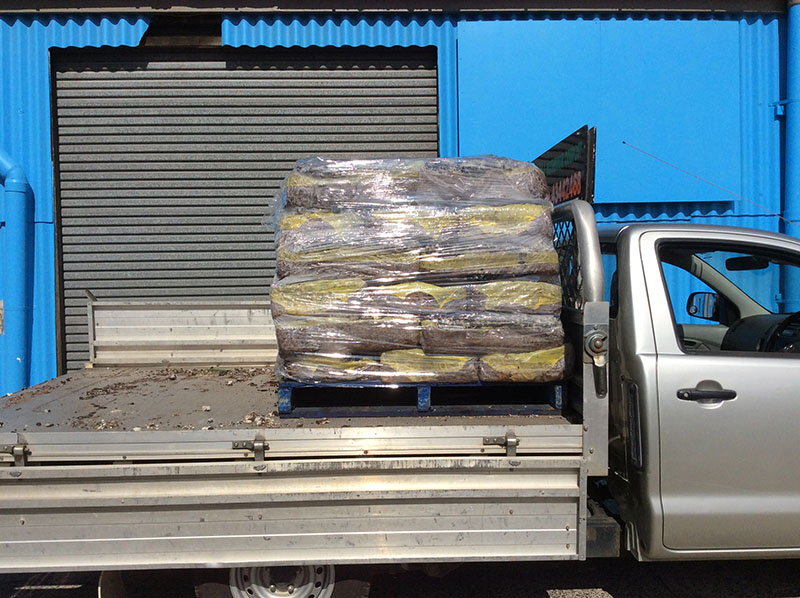 Pallet Compost Delivery